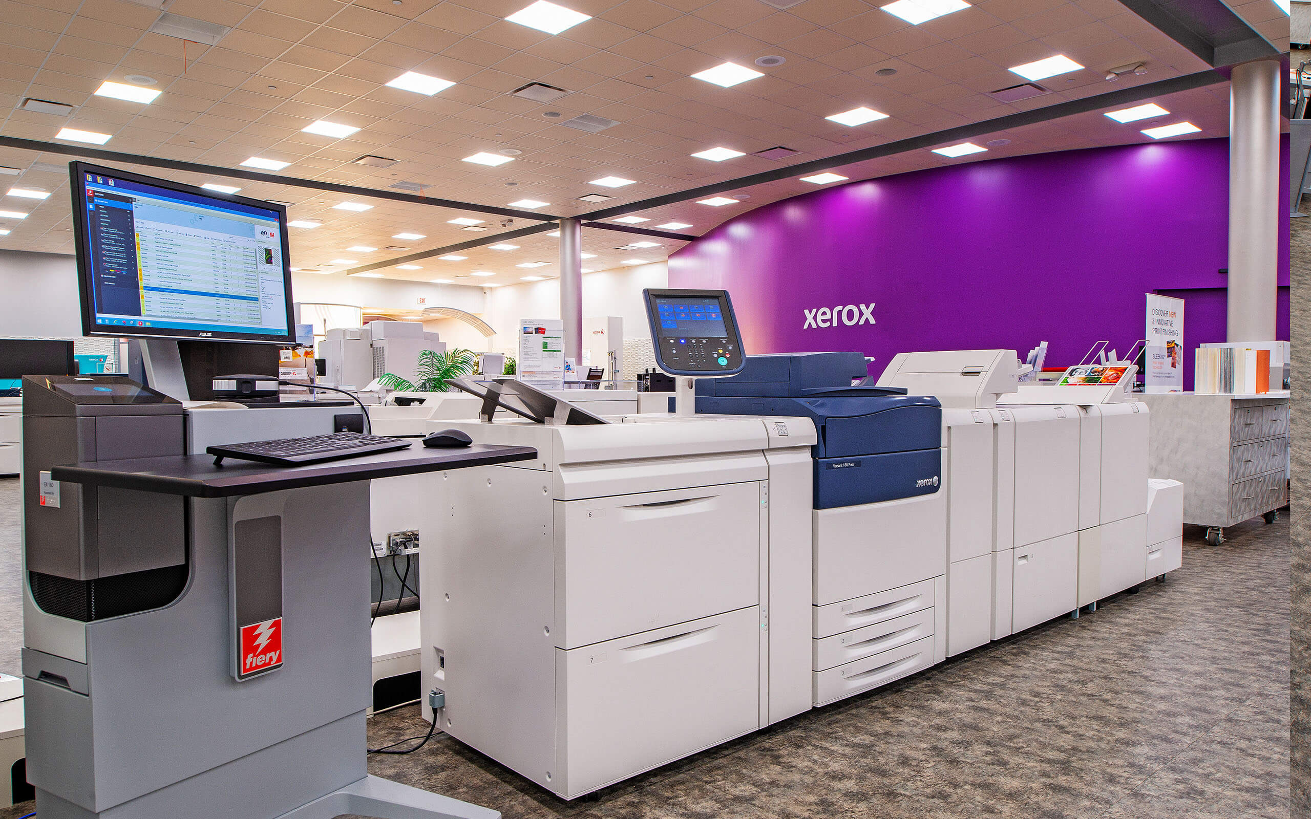 Shop all Xerox<sup>®</sup> Production Printing Devices from Capital Business Systems, A Xerox Business Solutions Company