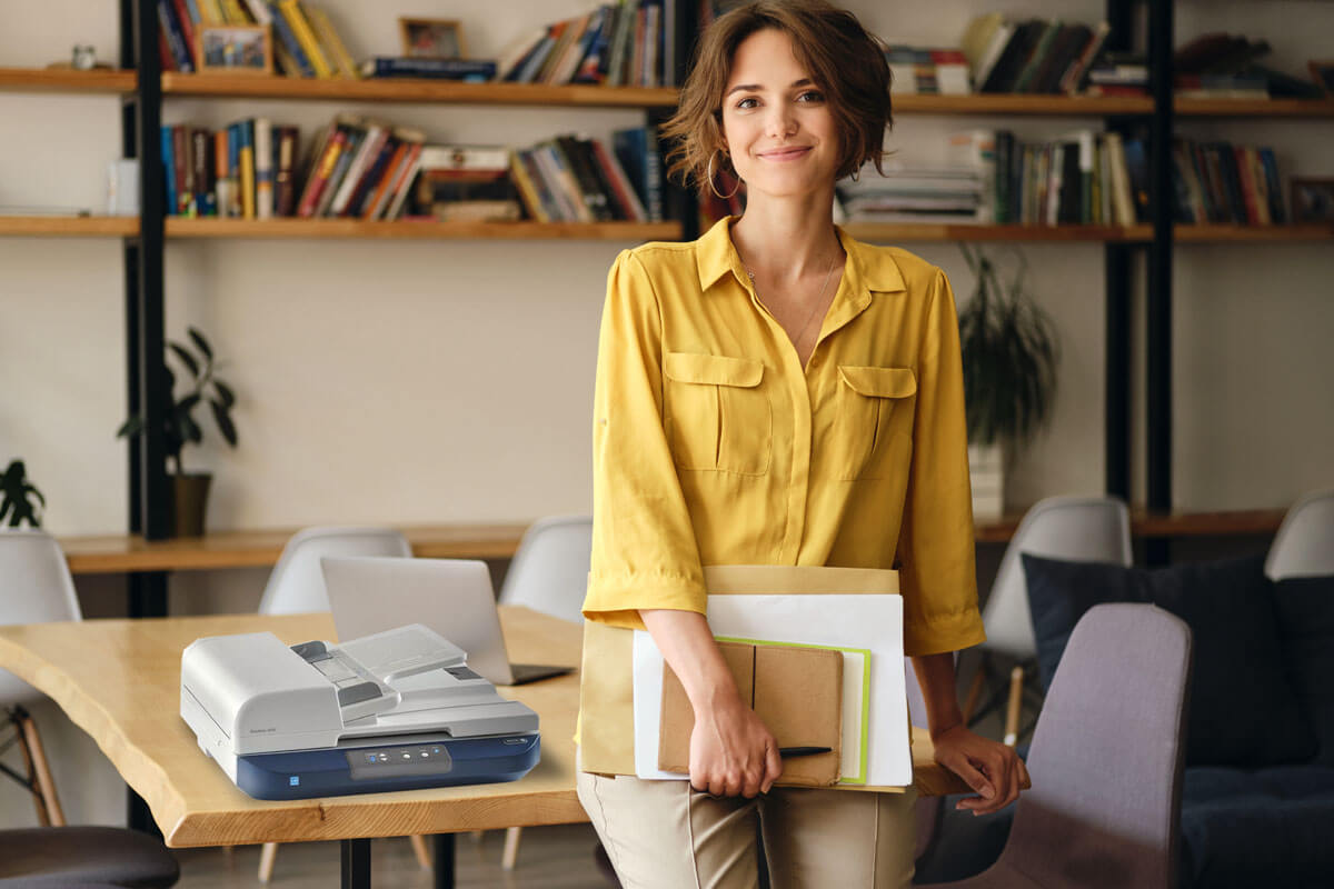 Shop Xerox® DocuMate scanners for checks, identification cards and passports from Capital Business Systems, A Xerox Business Solutions Company